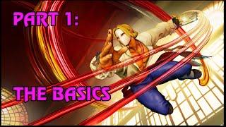 Street Fighter V Vega Tutorial Part 1: The Basics