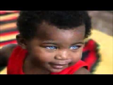El niño con ojos de rubi