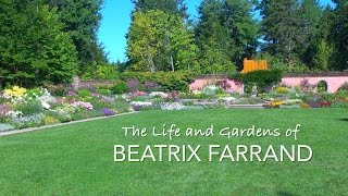 The Life and Gardens of BEATRIX FARRAND (trailer)