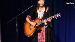 Merced Hmong New Year 2015-2016: Pageant - Talent Round - Duab Ci Yaj