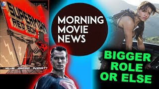 Man of Steel 2 as Superman Red Son Movie? Michelle Rodriguez to quit Fast & Furious 9?