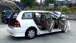Toyota Corolla Fielder X, 2001, 105K, 1.5L Auto