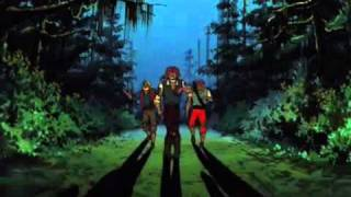 Scooby Doo on Zombie Island - It's Terror Time Again