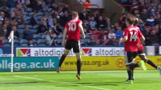 MATCH ACTION: Huddersfield Town 1-4 Fulham
