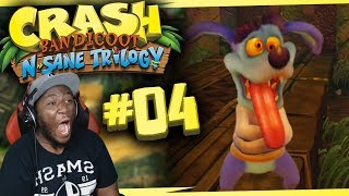 """WHAT KIND OF BOSS IS THIS!?"" [Crash Bandicoot N-Sane Trilogy #04] [Crash 1]"