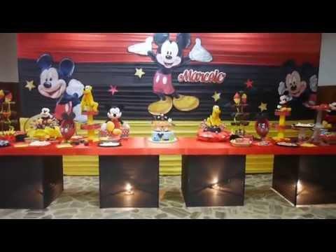 Decoración Infantil Mickey Mouse Magicland