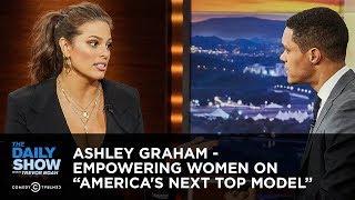 "Ashley Graham - Empowering Women on ""America"