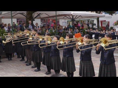 スターウォーズ 大阪桐蔭高校吹奏� 部 in シュラドミング OSAKA TOIN Symphonic Band in Austria