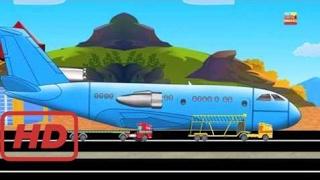 Songs for kids    Cargo plane for kids   Toy street vehicle for children
