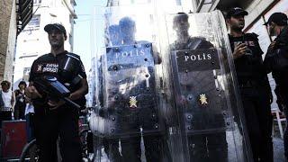 Turquie : la police disperse la Gay Pride à Istanbul