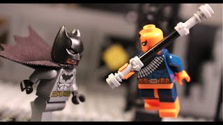 LEGO Batman vs Deathstroke