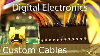Custom Cables & Guide to Crimping Dupont PCB Interconnect Cables