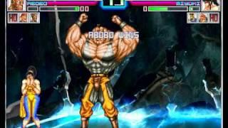 【MUGEN】 Double Dragon VS Fight Fever