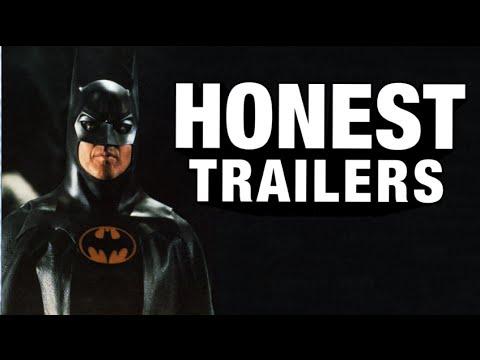 Honest Trailers Batman 1989