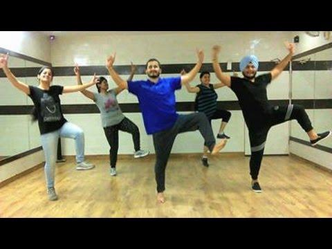 Laden - Jassi Gill | Bhangra Choreography | Bhangra Fitness Classes - Panchkula