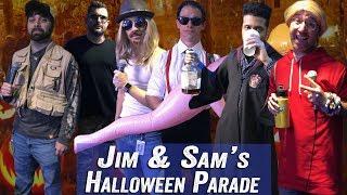 Jim & Sam's Annual Halloween Parade - Jim Norton & Sam Roberts