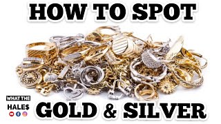 Mystery Boxes GOLD & SILVER Jewlery Haul From Real Life Storage Wars Unit Auctions Storage Lockers