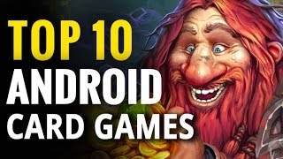 Top 10 Best Android Card Games