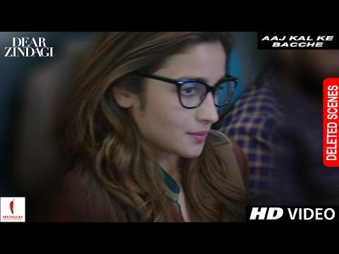 Xxx Mp4 Dear Zindagi Deleted Scene Aaj Kal Ke Bachche Alia Bhatt Shah Rukh Khan 3gp Sex