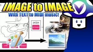[Vinesauce] Vinny - Image-to-Image Demo