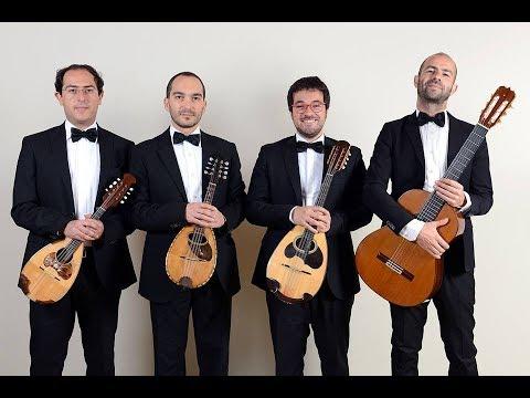 HPQ - What about Italian mandolins quartet?