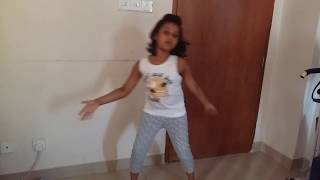 cute niece Urbashi beutifully dance in