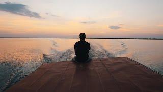 MOST BEAUTIFUL BOAT JOURNEY OF MY LIFE (Battambang - Siem Reap)
