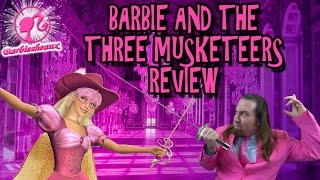 Barbie & The Three Musketeers Review