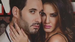 Sunny Leone and Daniel Weber makes it to the cover of 'Mandate Magazine'