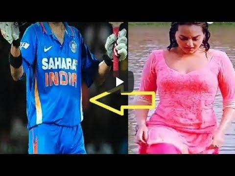 Xxx Mp4 Ohh Actress सोनाक्षी सिन्हा पागल है इस खतरनाक बल्लेबाज के लिए 3gp Sex