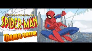 The Spectacular Spiderman - Theme Song