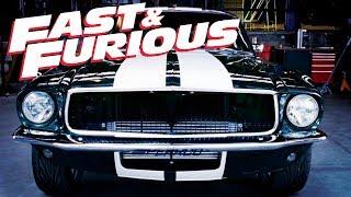 Die 5 besten Fast & Furious Autos