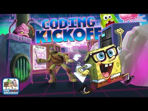 Nickelodeon Coding Kickoff Learn the FUN damentals of Computer Coding Nickelodeon Games