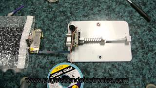 How to remove fix broken Apple Ipod Touch 4Th Gen A1367 Dock Connector