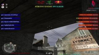 FSL - Strong Enemy vs Gonewild - Group C
