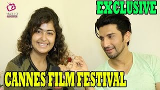Manish Raisinghani and Avika Gor share their Cannes Diary   INTERVIEW
