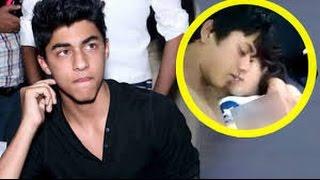 Half nude photos of Aryan Khan and Amitabh's grand daughter goes viral on internet | Shahrukh khan