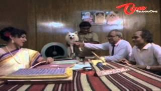 Telugu Comedy Scene - Y Vijaya Hilarious Grammar Mistakes