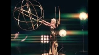 RuPaul as Emmy at the Emmys