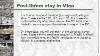 Peforming Hajj (21 of 28): Hajj days 4 & 5