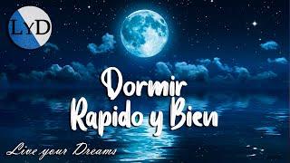 8 HORAS Música para Dormir Profundamente y Relajarse - Música Relajante | Ondas Delta | Relajación