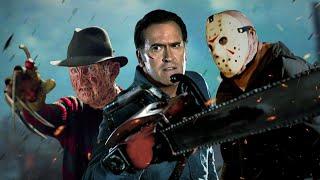 Freddy vs. Jason vs. Ash - Movie Trailer