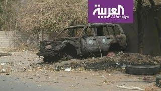 مليشيات الحوثي تشرع بتدمير البنية التحتية للحديدة