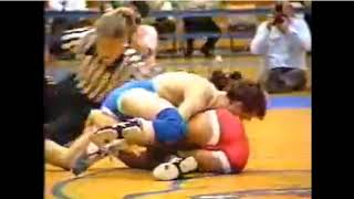 Ty Moore vs. T.J. Jaworsky- 1990 Pittsburgh Wrestling Classic (Dapper Dan) Throwback