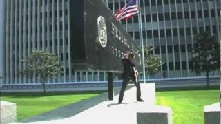 Shahram Shatarang Invades The Federal Building!!!