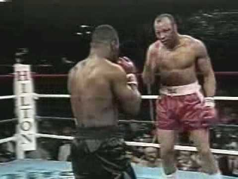 1987 HBO Legendary Nights Fight Mike Tyson vs James Smith 1