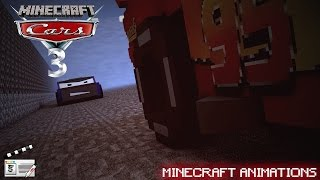 Cars 3 Teaser Trailer (Minecraft Re-make animation)