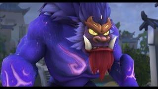 Kung Fu Master of the zodiac - Epizode 52 (cartoon)