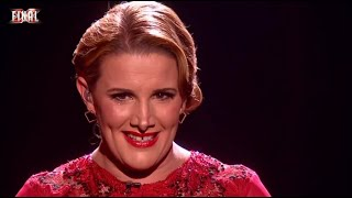 Sam Bailey - The Power Of Love - Live Final Week - The X Factor UK 2013