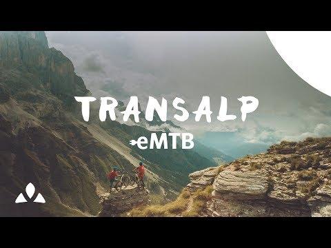 Xxx Mp4 E Mountainbike Trans Alp The Experiment VAUDE 3gp Sex